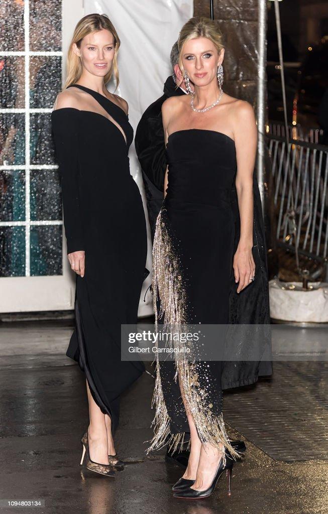 Celebrity Sightings In New York City - February 06, 2019 : News Photo