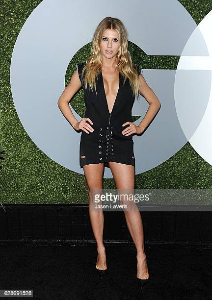 Model Charlotte McKinney attends the GQ Men of the Year party at Chateau Marmont on December 8 2016 in Los Angeles California