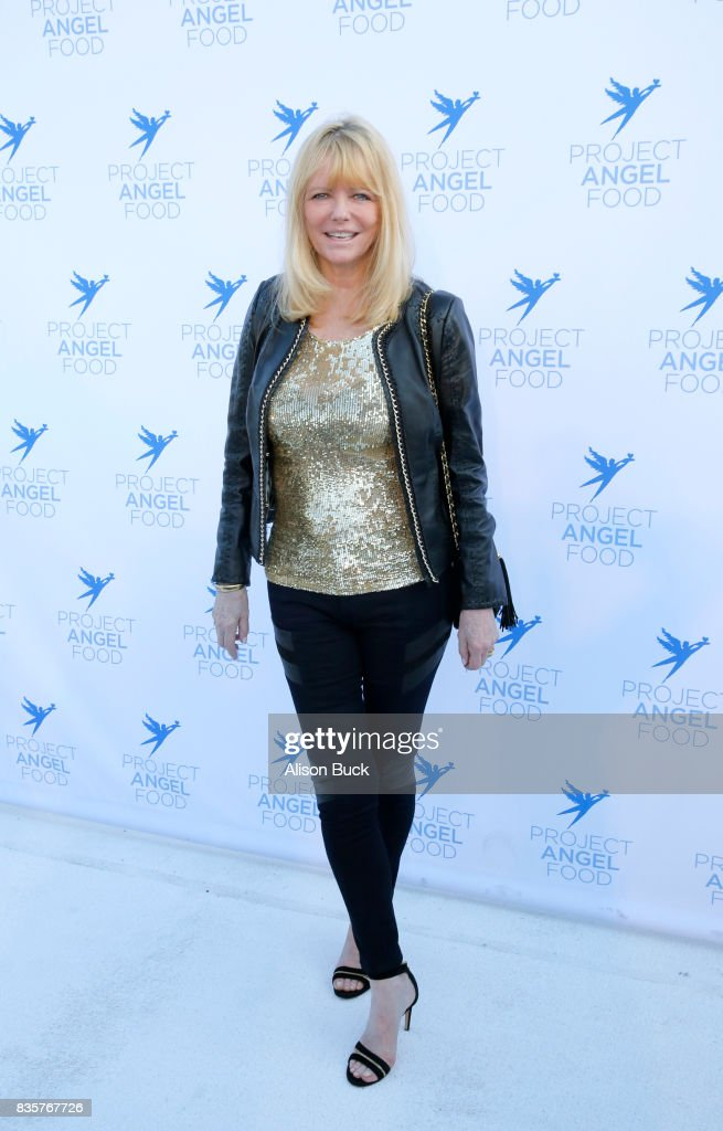 Model Cheryl Tiegs attends Project Angel Food's 2017 Angel Awards on August 19, 2017 in Los Angeles, California.