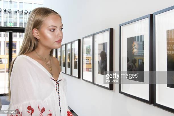 Cheyenne Ochsenknecht: Model-Debüt bei Berlin Fashion Week