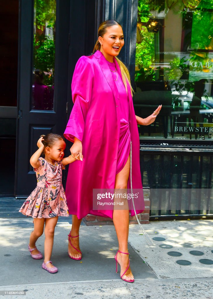 NY: Celebrity Sightings In New York City - May 20, 2019