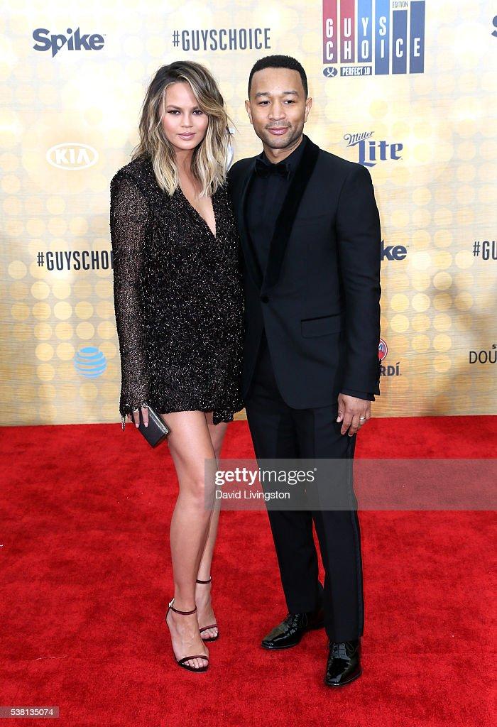 Spike TV's 10th Annual Guys Choice Awards - Arrivals : News Photo