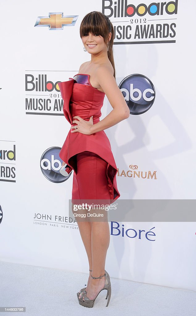 Model Chrissy Teigen arrives at the 2012 Billboard Music Awards at MGM Grand on May 20, 2012 in Las Vegas, Nevada.