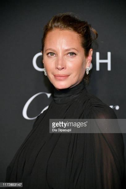 Model Christy Turlington attends the 2019 Harper's Bazaar ICONS on September 06 2019 in New York City