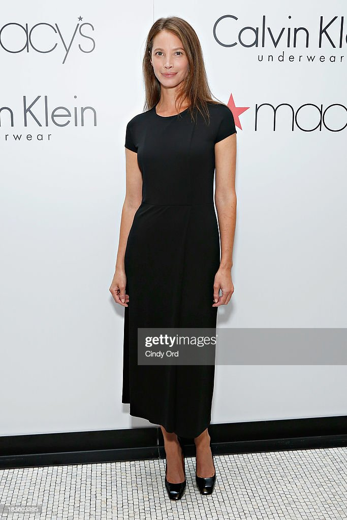 Every Mother Counts Benefit Hosted By Calvin Klein Underwear : News Photo