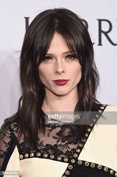 Model Coco Rocha attends 2016 amfAR New York Gala at Cipriani Wall Street on February 10 2016 in New York City