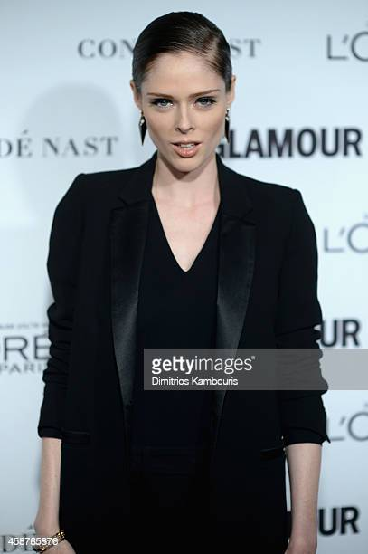 Model Coco Rocha attends the Glamour 2014 Women Of The Year Awards at Carnegie Hall on November 10 2014 in New York City