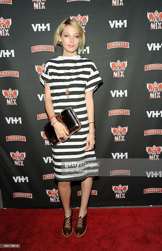 Model Corey Kennedy attends the 'Masters Of The Mix' Season 3 Premiere at Marquee on March 27, 2013 in New York City.