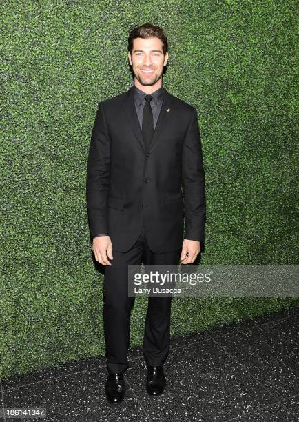 Model Cory Bond arrives as Ralph Lauren Presents Exclusive Screening Of Hitchcock's To Catch A Thief Celebrating The Princess Grace Foundation at...