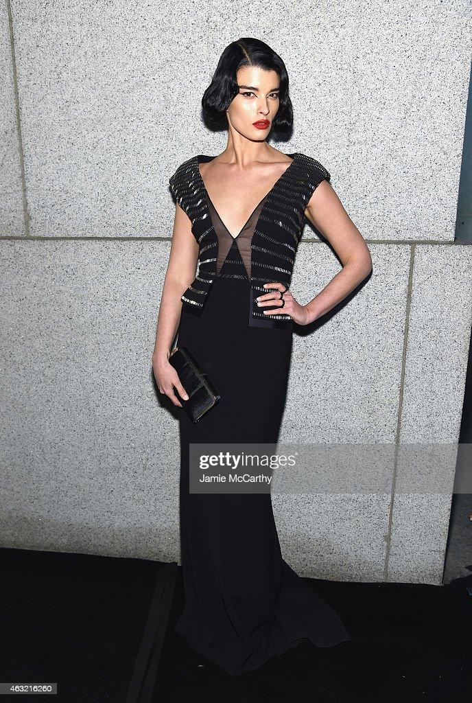 2015 amfAR New York Gala - Inside