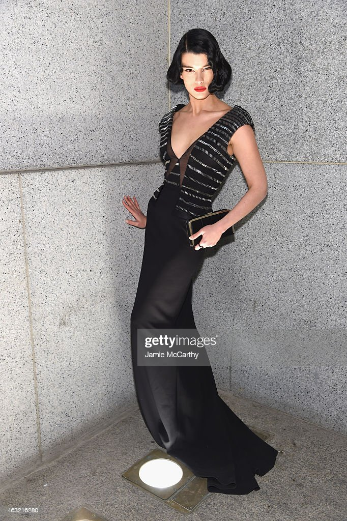 2015 amfAR New York Gala - Inside