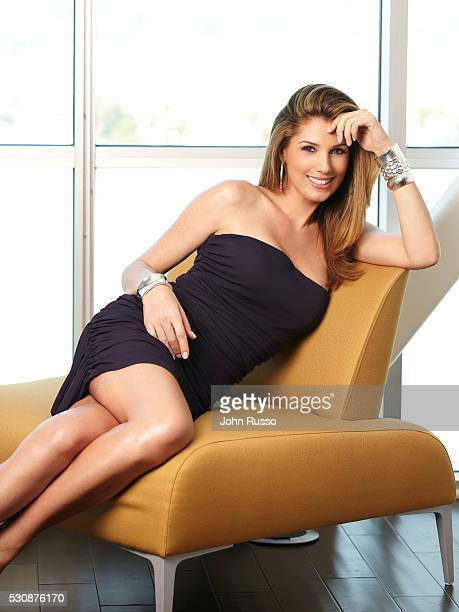 Model Daisy Fuentes is photographed on July 28 2010
