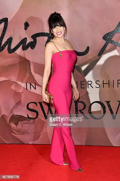 Model Daisy Lowe attends The Fashion Awards 2016 on December 5 2016 in London United Kingdom