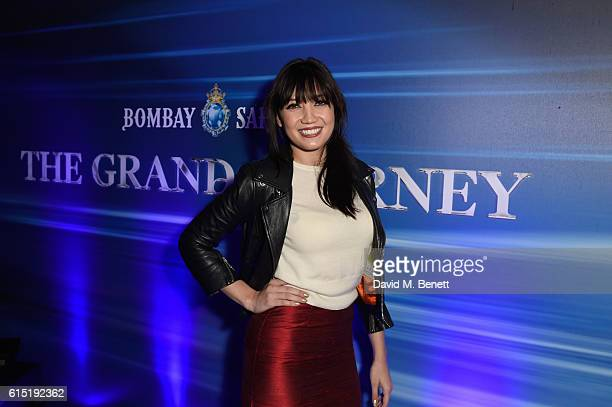 Model Daisy Lowe joins BOMBAY SAPPHIRE to celebrate the launch of The Grand Journey a new immersive drinking and tasting experience inspired by the...