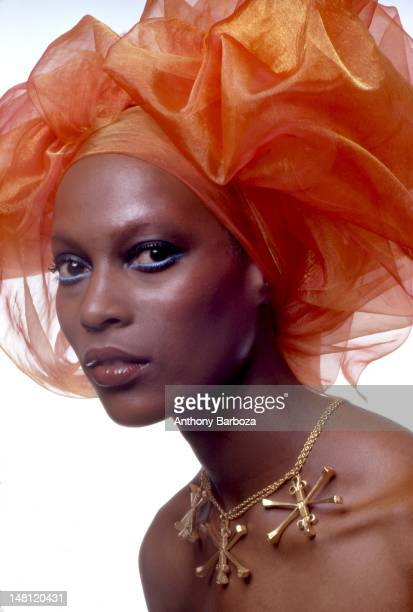Model Debra Shaw