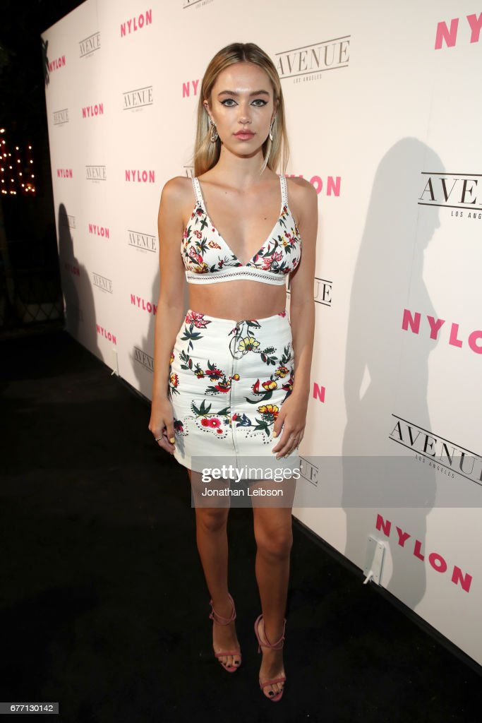 NYLON Young Hollywood Party At AVENUE Los Angeles