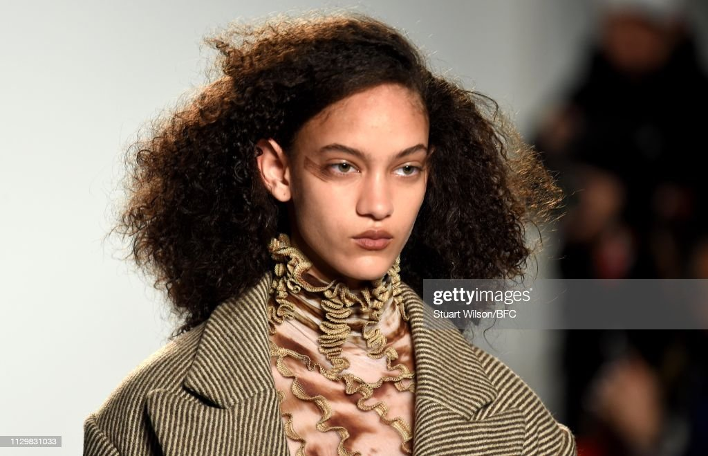 Accessories & Detail - LFW February 2019 : ニュース写真