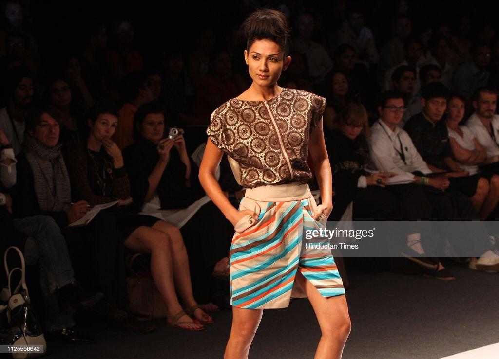 IND: HT Archives: Delhi Fashion Week 2008