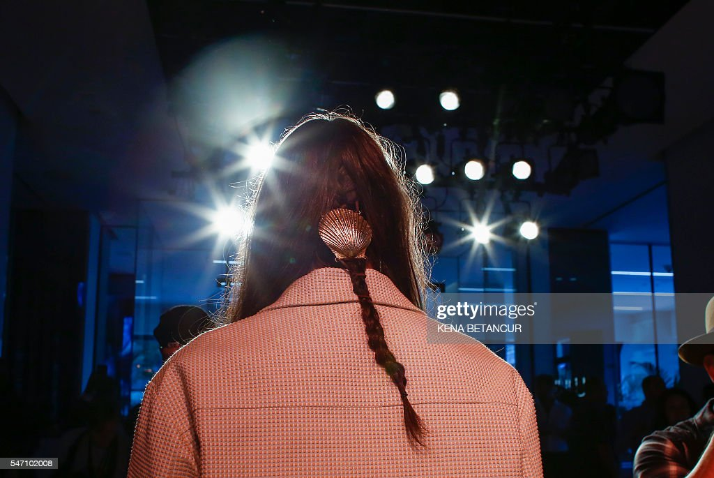 NY: Thaddeus O'Neil - Presentation - New York Fashion Week: Men's S/S 2017