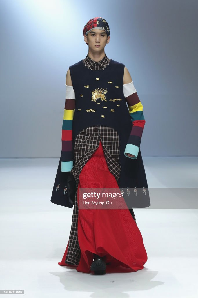 Caruso - Runway - HERA Seoul Fashion Week F/W 2018