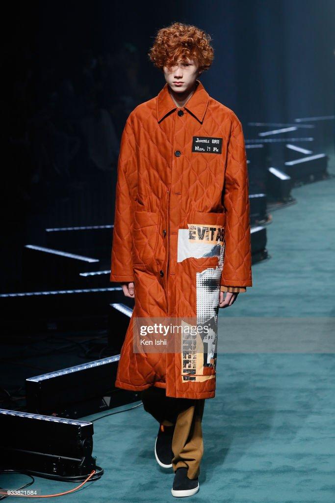 FREIKNOCK - Runway - Amazon Fashion Week TOKYO 2018 A/W