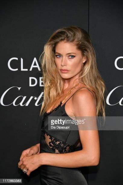 Model Doutzen Kroes attends the 2019 Harper's Bazaar ICONS on September 06 2019 in New York City