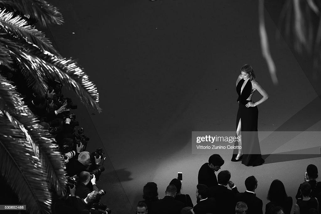 Alternative View - The 69th Annual Cannes Film Festival : News Photo