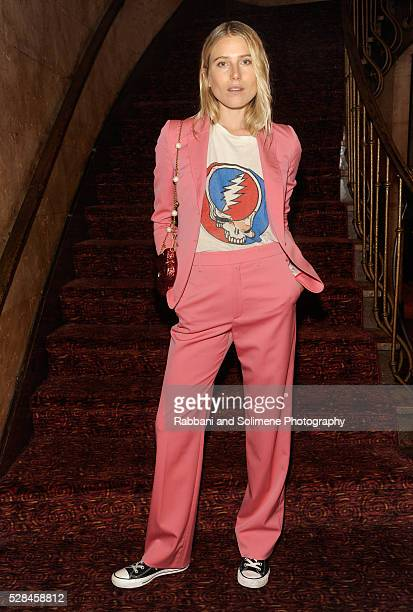 Model Dree Hemingway attends Florence And The Machine's Odyssey Screening at Village East Cinema on May 4 2016 in New York City