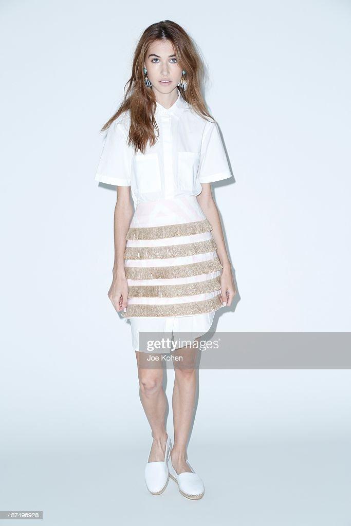 Whit - Presentation - Spring 2016 New York Fashion Week : News Photo
