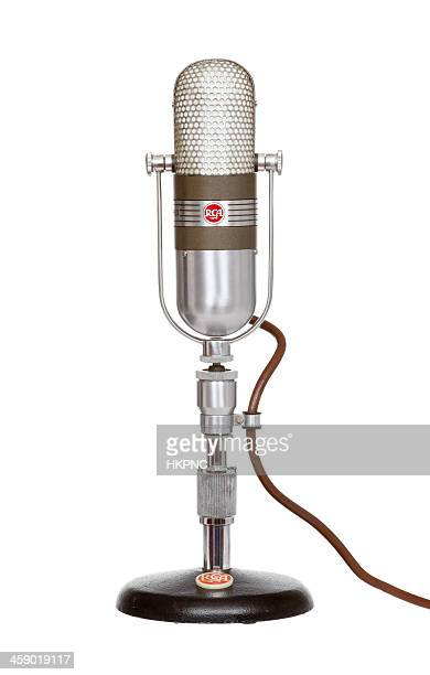 RCA  Model DX 77 Microphone