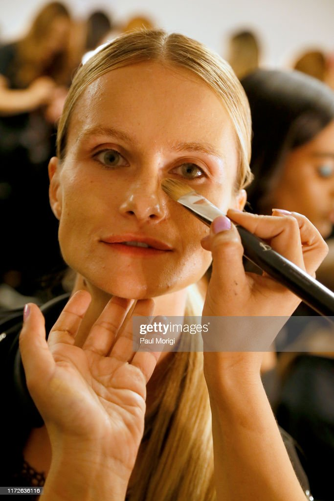 Afffair S/S20 - Backstage - September 2019 - New York Fashion Week: The Shows : News Photo