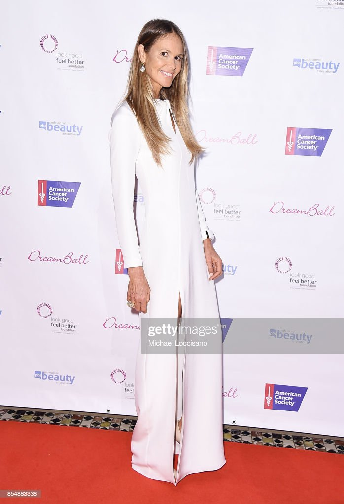 2017 DreamBall To Benefit Look Good Feel Better : News Photo