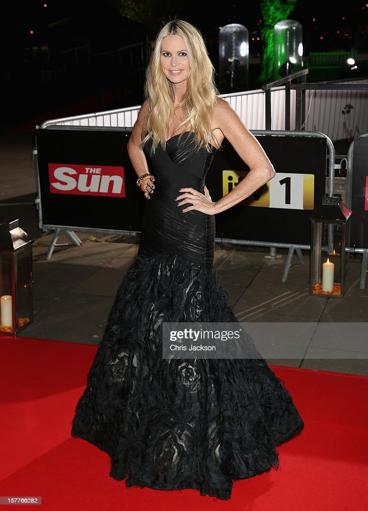 Model Elle Macpherson attends the Sun Military Awards at the Imperial War Museum on December 6, 2012 in London, England.