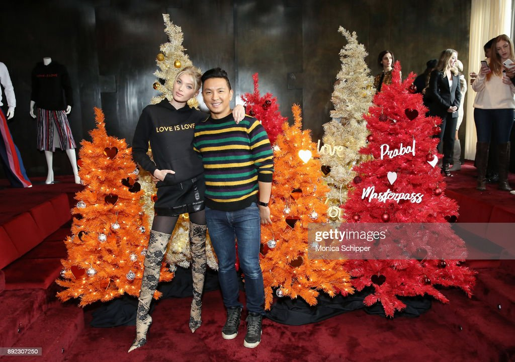Prabal Gurung & Mastercard Celebrate The Love Is Love Collection
