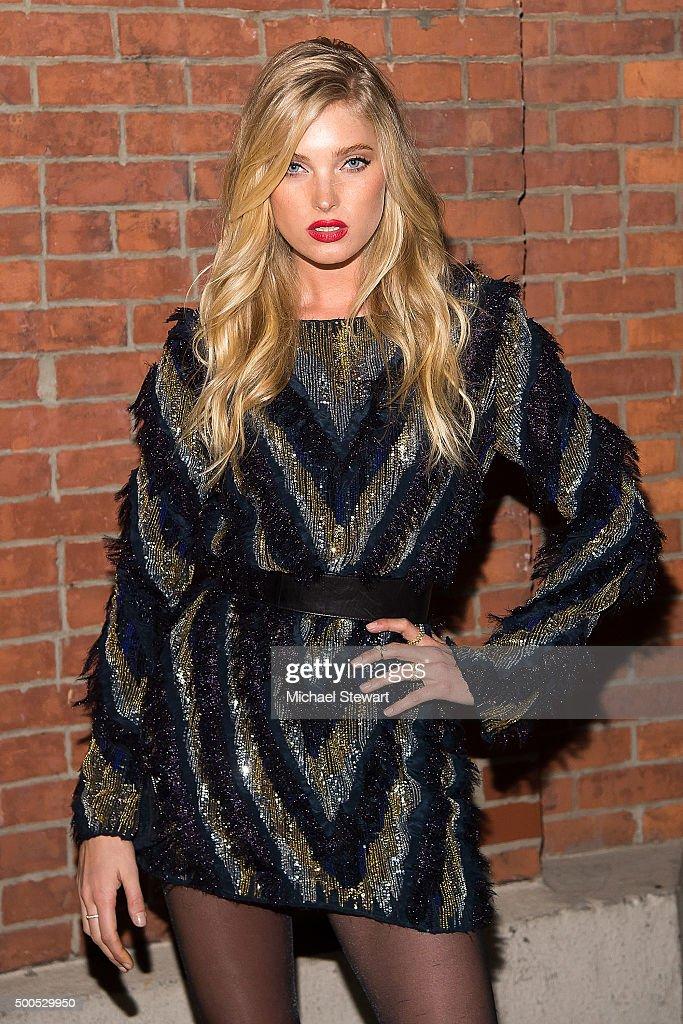 2015 Victoria's Secret Fashion Show Viewing Party : News Photo