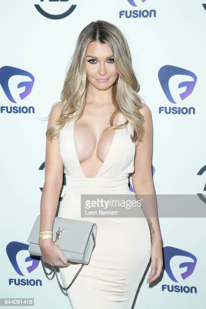 Model Emily Sears arrives at the 2nd Annual All Def Movie Awards at Belasco Theatre on February 22 2017 in Los Angeles California