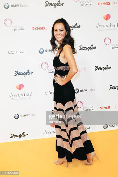 Model Emma HemingWillis attends the Dreamball 2016 at Ritz Carlton on September 29 2016 in Berlin Germany