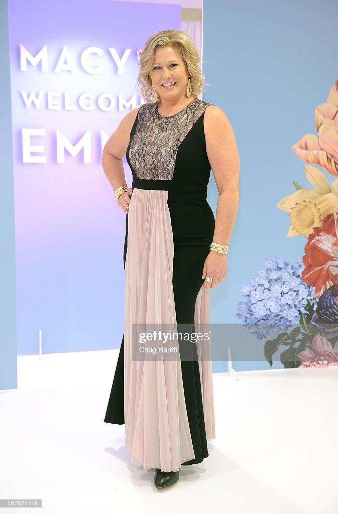 Model Emme Visits Macy's Herald Square