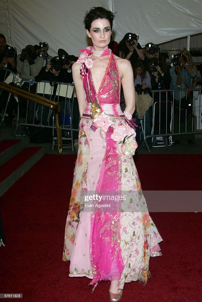 MET Presents Anglomania: The Costume Institute Benefit Gala : News Photo