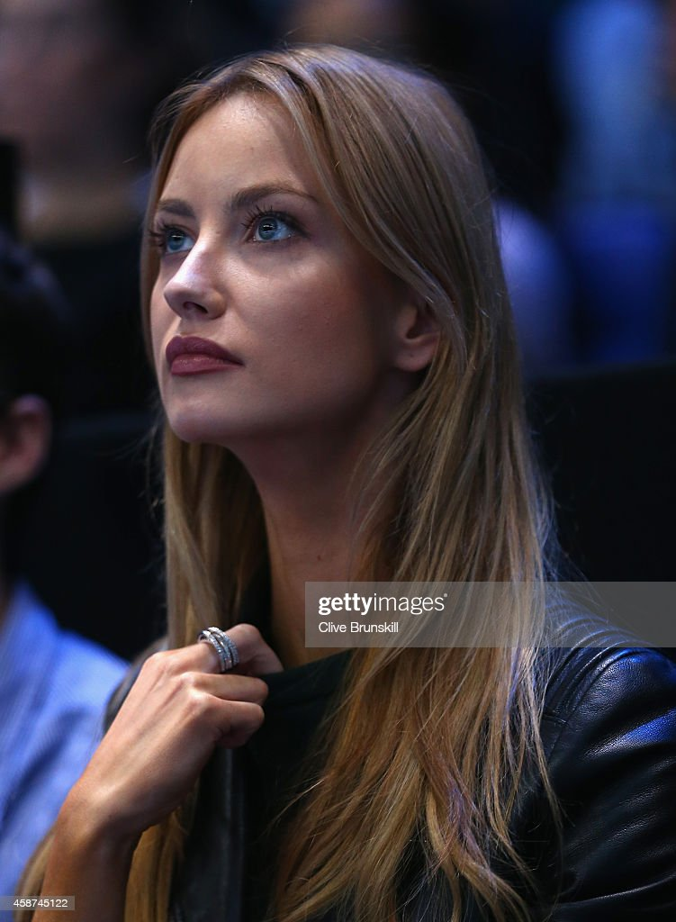 Barclays ATP World Tour Finals - Day Two : News Photo