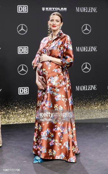 Model Eva Padberg attends the 70th Bambi Awards at Stage Theater on November 16 2018 in Berlin Germany