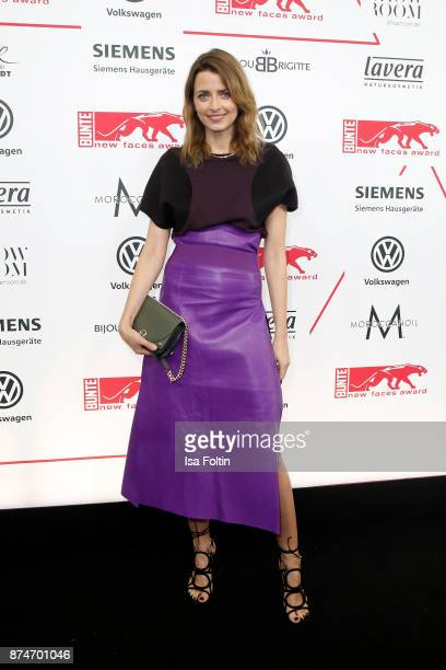 Model Eva Padberg attends the New Faces Award Style 2017 at The Grand on November 15 2017 in Berlin Germany