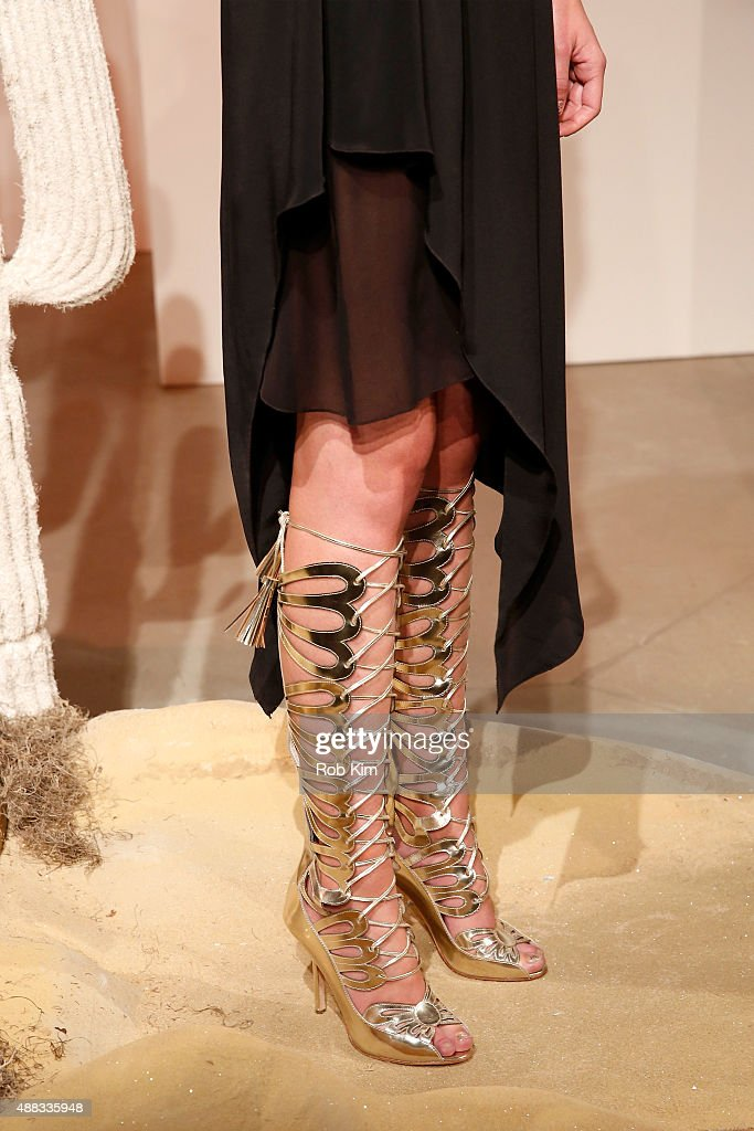 Alice + Olivia By Stacey Bendet - Presentation - Spring 2016 New York Fashion Week: The Shows : News Photo