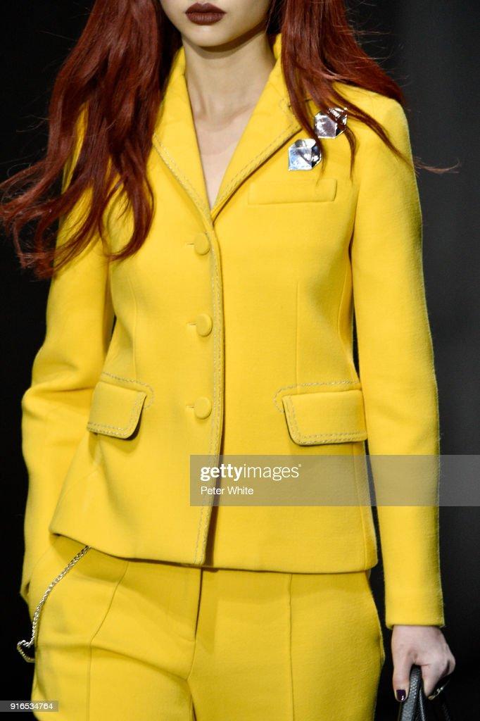 Bottega Veneta - Runway - February 2018 - New York Fashion Week : News Photo