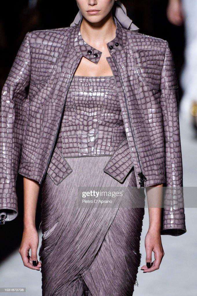 Tom Ford - September 2018 - New York Fashion Week : News Photo