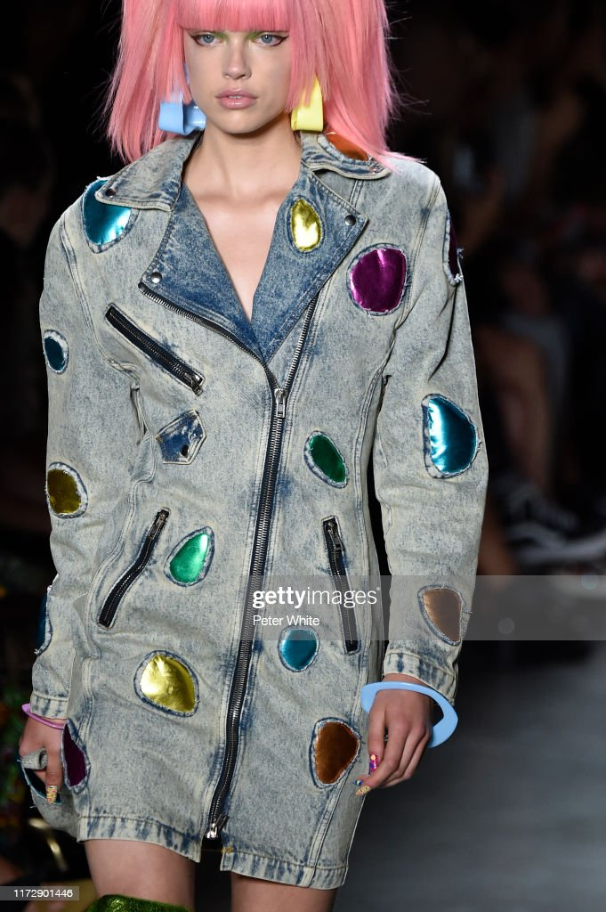 Jeremy Scott - September 2019 - New York Fashion Week : News Photo