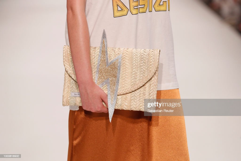 WMN PWR WMN Show - Platform Fashion July 2018 : News Photo