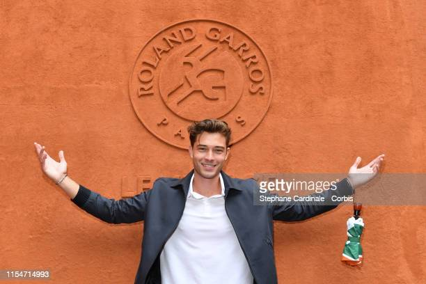 Model Francisco Lachowski attends the 2019 French Tennis Open Day Fourteen at Roland Garros on June 08 2019 in Paris France
