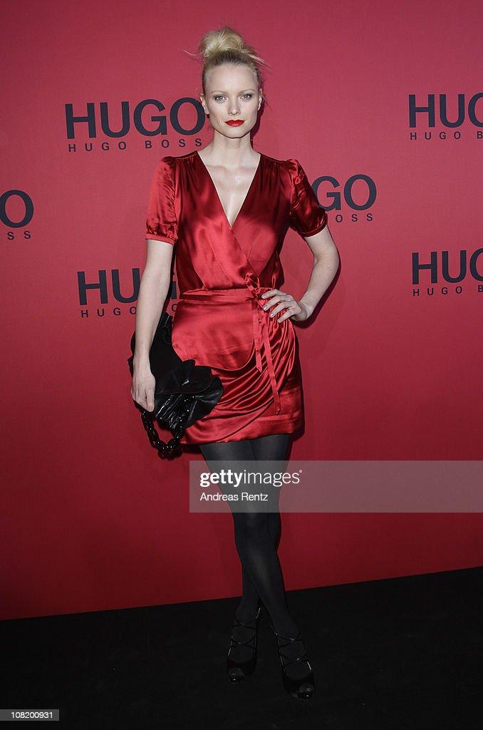 Hugo Boss Show - Mercedes Benz Fashion Week Autumn/Winter 2011