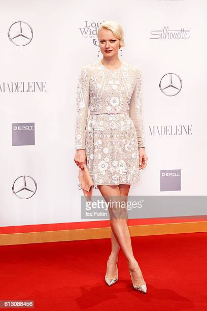Model Franziska Knuppe attends the Tribute To Bambi at Station on October 6 2016 in Berlin Germany